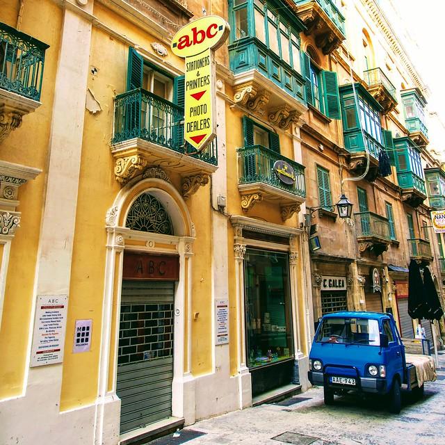 valleta street