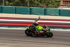 "WSBK Imola 2018 • <a style=""font-size:0.8em;"" href=""http://www.flickr.com/photos/144994865@N06/41465613995/"" target=""_blank"">View on Flickr</a>"