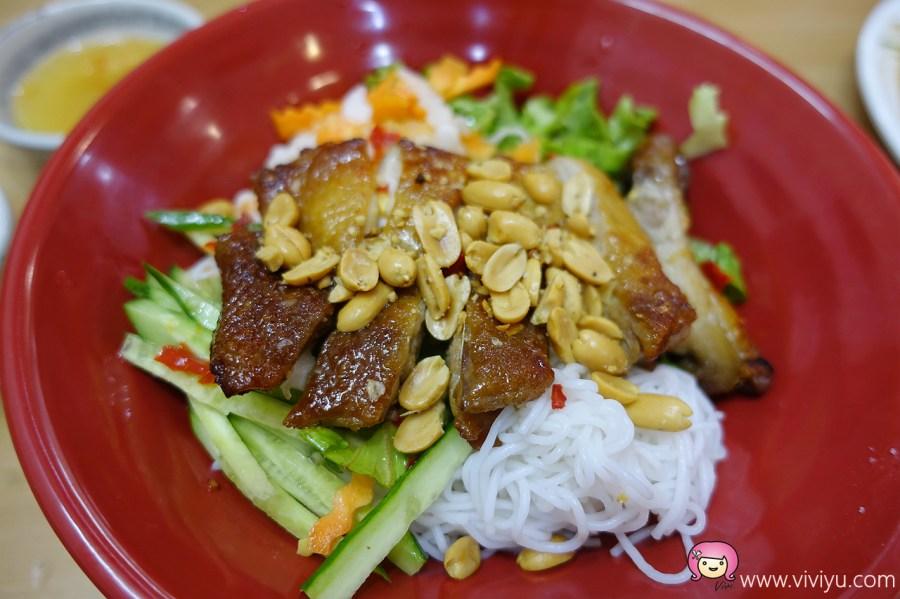 中山路,南門市場,家香越食堂,桃園美食,越南料理,越式料理 @VIVIYU小世界