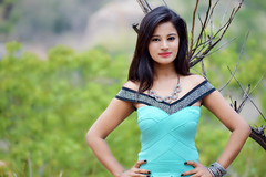 South Indian Actress Anusha Rai Photos Set-1 (19)
