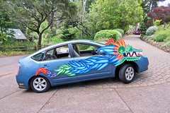 Art Float - Dragon Car - Maiden Voyage - Photo by Fabrice Florin - 8