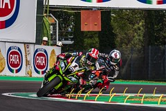 "WSBK Imola 2018 • <a style=""font-size:0.8em;"" href=""http://www.flickr.com/photos/144994865@N06/41645143564/"" target=""_blank"">View on Flickr</a>"