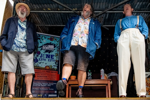 RX Shantymen at Hastings Fringe Comedy Festival 2018