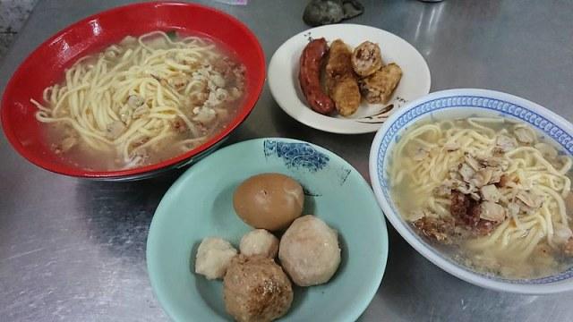 榮輝蛤仔麵