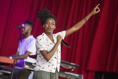 "Little Simz - Sonar 2018 - Jueves - 1 - M63C1813 • <a style=""font-size:0.8em;"" href=""http://www.flickr.com/photos/10290099@N07/41912960825/"" target=""_blank"">View on Flickr</a>"