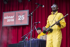"KOKOKO! - Sonar 2018 - Jueves - 2 - M63C0823-2 • <a style=""font-size:0.8em;"" href=""http://www.flickr.com/photos/10290099@N07/27944803637/"" target=""_blank"">View on Flickr</a>"