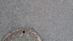 Les trottoirs de Verberie