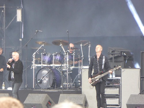 Thunder at Download Festival 2018
