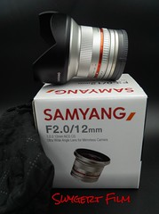 Showcasing the superb wide angle prime Samyang 12mm lens for Sony