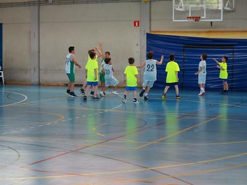Torneo Comarcal de MiniBasket (03/06/18)