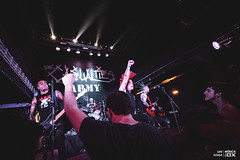 20180603 - The Casualties @ RCA Club