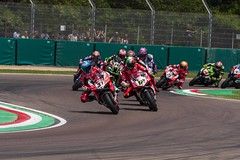 "WSBK Imola 2018 • <a style=""font-size:0.8em;"" href=""http://www.flickr.com/photos/144994865@N06/40560451430/"" target=""_blank"">View on Flickr</a>"