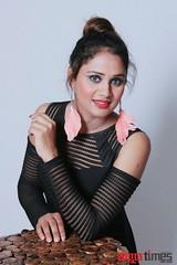 Rare Unseen Exclusive Photos Of South Indian Actress Keerthi Bhat-Set-1 (39)