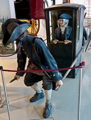 Transport Museum. Sedan Chair.