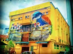 Kuching, Sarawak https://goo.gl/maps/SEp8oxkSxS32  #travel #holiday #trip #traveling #旅行 #度假 #亞洲 #Asian #Malaysia #馬來西亞  #여행 #ホリデー #휴일 #праздник #путешествие #วันหยุด #การเดินทาง  #painting #图画 #картина #ペインティング #그림 #จิตรกรรม #lukisan #古晉 #travelMalaysia