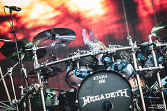 20180710 - Megadeth | Legends Of Rock | Estádio Municipal de Oeiras