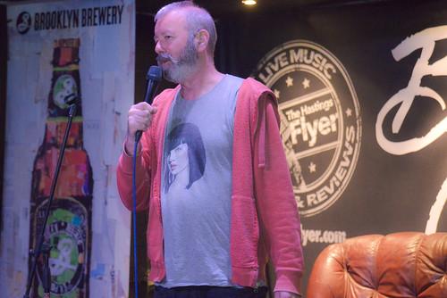 - Hastings Fringe Comedy Festival 2018