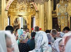 Богослужение недели 10-й по Пятидесятнице