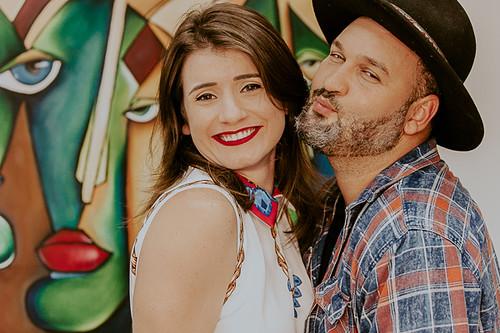 Vanessa, da Carmen Steffens, e Gil