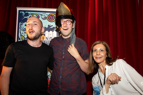 newcomer winners at Hastings Fringe Comedy Festival 2018