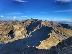 Traverse to Mount Harvard (another 14er)