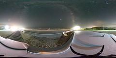 Shiramazu 360-Degree View at Night July 2018