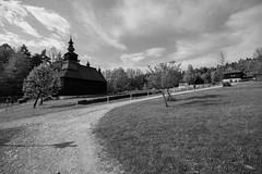 Skansen  w Starej Ľubovni - Słowacja