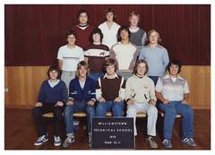 Williamstown Technical School - 1979 - 10-11