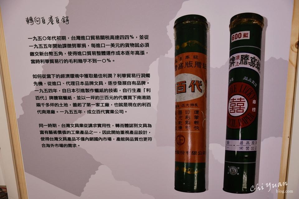 利百代70週年華山特展07.JPG