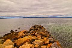 Salthill beach Galway