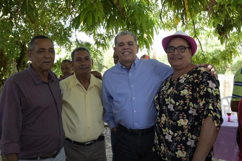 Reunión en Ánima en la casa de Bruno Rodriguez, Valverde 10 de agosto 2018