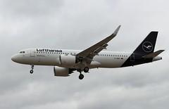D-AINK Airbus A320-271N Lufthansa