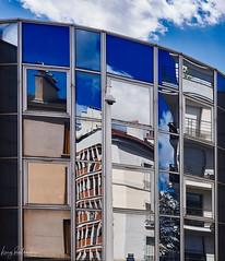 Reflets urbains...
