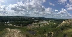 Trail nördlich von Calgary