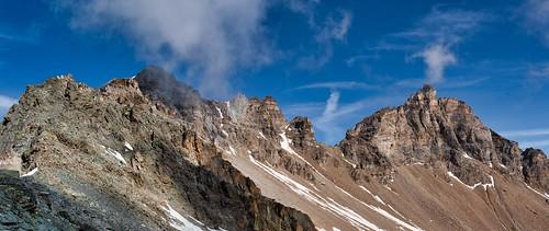 Mont Pisonet et Becca di Merlo