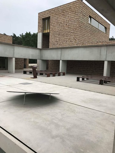 stuifduin buiten aula