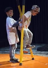 Saggio Circolarmente piccolo circo teen 2018
