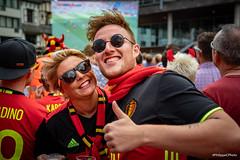 Moscou 2018 / Belgique - Tunisie / Koksijde