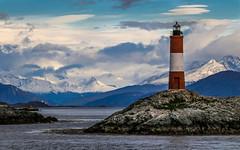 Faro Les Éclaireurs (los exploradores) Lighthouse Les Éclaireurs
