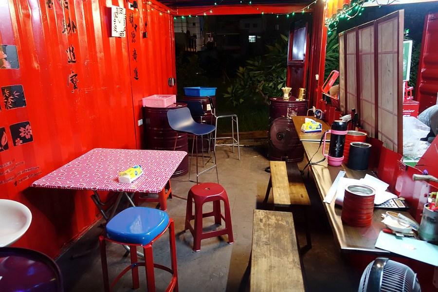 [桃園美食]阿珠碳烤.在地三十年老店.宵夜時間~桃園後火車站旁.等到天昏地暗的碳烤好滋味 @VIVIYU小世界