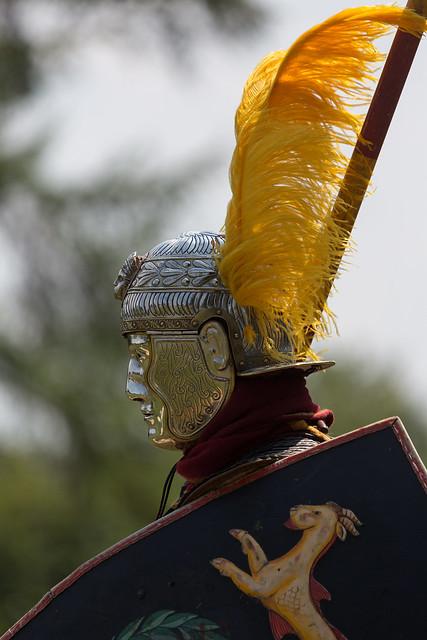 Der Mann mit der Eisernen Maske?!