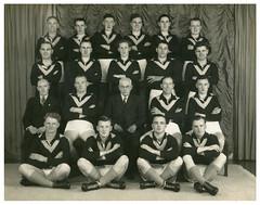 Williamstown CYMS Football Club - 1946 - Club Photo