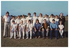 Williamstown CYMS Cricket Club - 1980-81 - U14