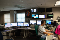 Green Bank Observatory Control Room