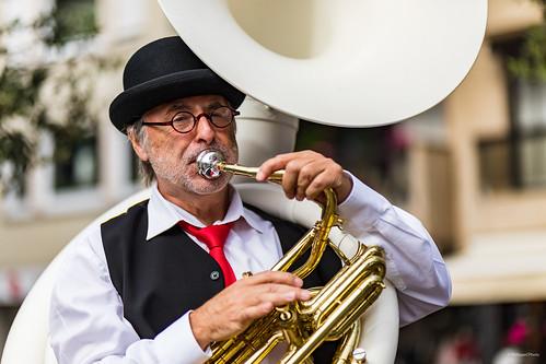 Koksijde / Street Musicians / Koket Koksjide