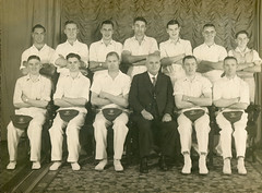 Williamstown CYMS Cricket Club - 1937-38 - Runners Up