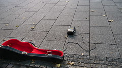Streetmusik with Card
