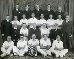 Williamstown CYMS Cricket Club - 1939-40 - Premiers