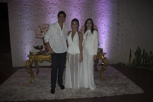 Cláudio Carvalho e Myrian