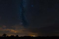 """Milchstraße """"Galaxis"""""""